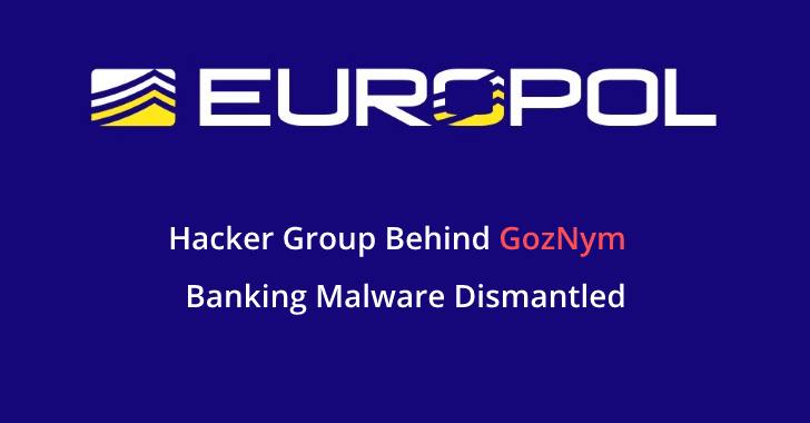 GozNym network of cyber criminals who stole more than $100 million taken down