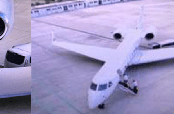 Crew of private jet suspected of complicity in international drug trafficking operation