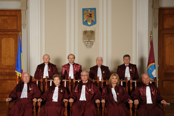 Romania's Constitutional Court