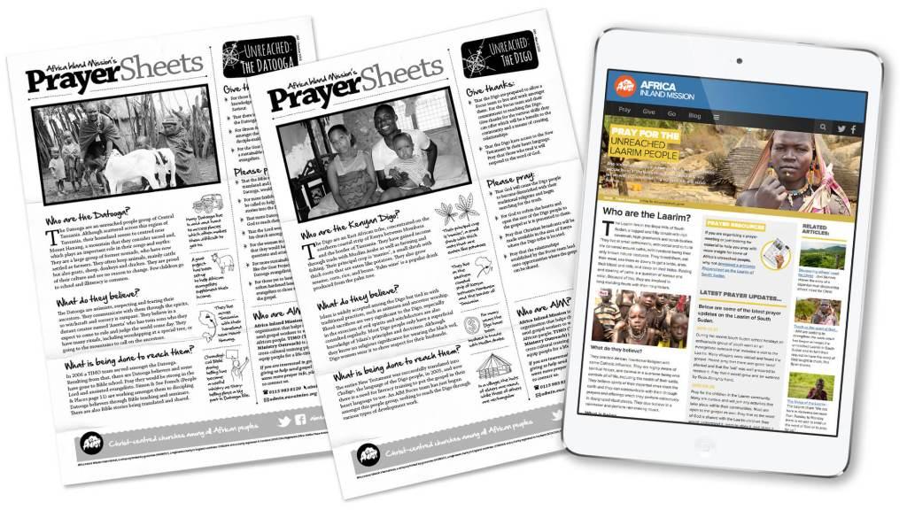 prayerResourcesPrayerSheets