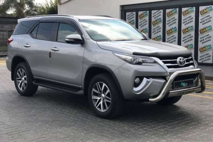 Toyota Fortuner Fortuner 2.8GD-6 for sale in Gauteng | Auto Mart