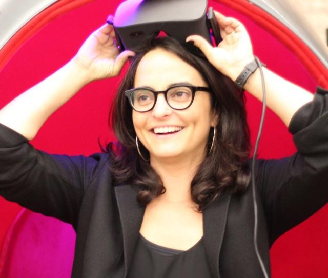 Samantha G Wolfe Vr