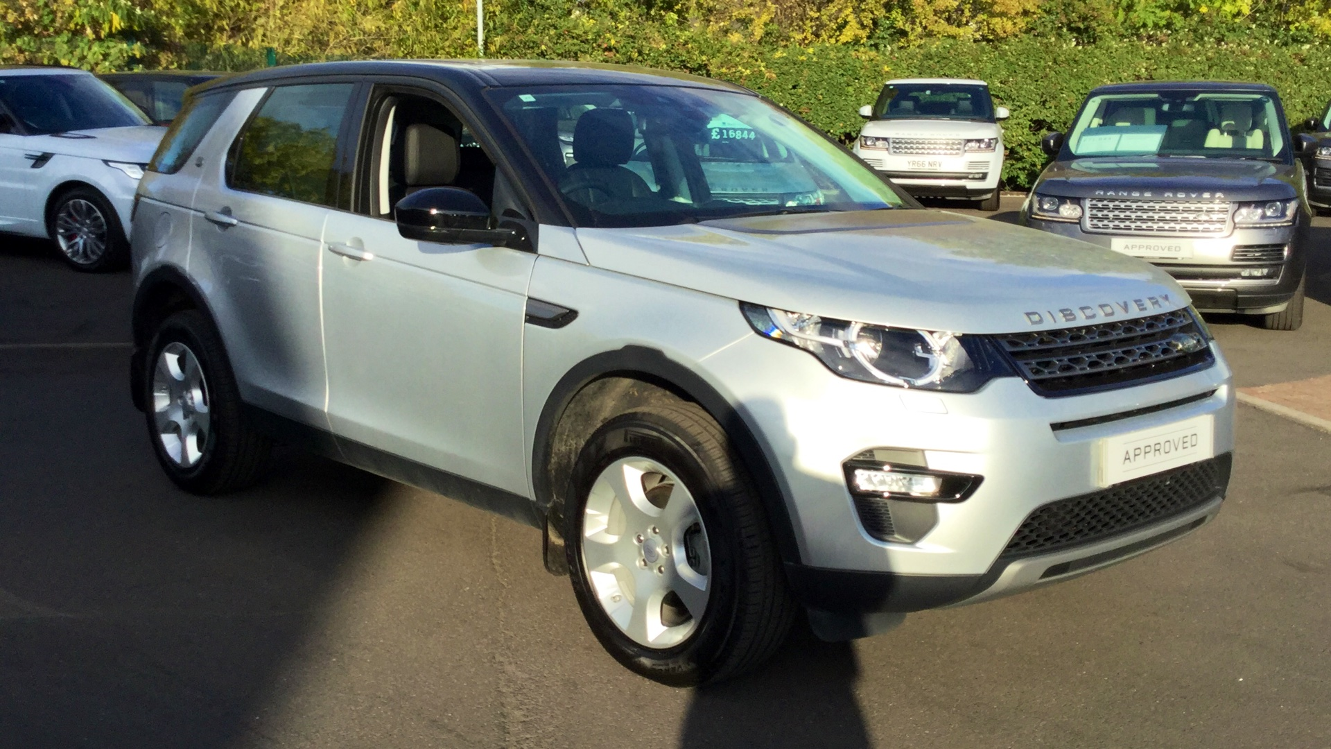 Used Land Rover Discovery Sport 2 0 Td4 Se 5Dr [5 Seat] Diesel