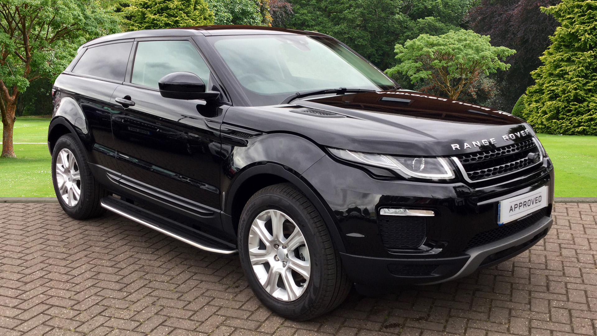 Used Range Rover Evoque for sale in Derby