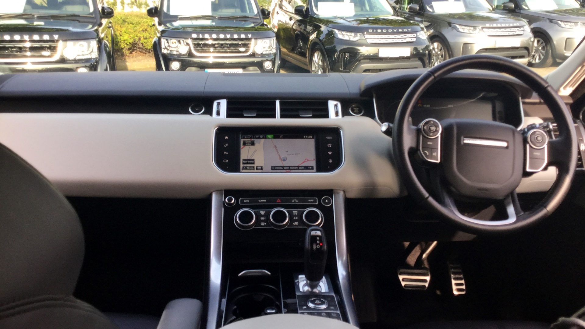 Used Land Rover Range Rover Sport HSE Dynamic SDV6 OW15LKD