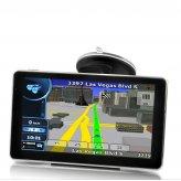 6 Inch Touchscreen GPS Navigator