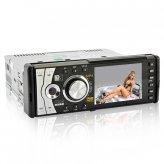 Goliath Indash 1DIN Car DVD Player (Detachable Front Hinge Panel)