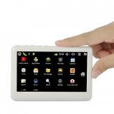 PocketDroid Christmas White - Mini Android 2.3 Tablet with 4.3 Inch Touchscreen (WiFi)