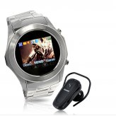 Assassin Dawn - Touchscreen Mobile Phone Watch + MP4 (Worldwide Quadband GSM)