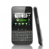 BZ Phone - Touchscreen Android 2.2 Smartphone with QWERTY Keyboard (WiFi, Dual SIM, Quadband)