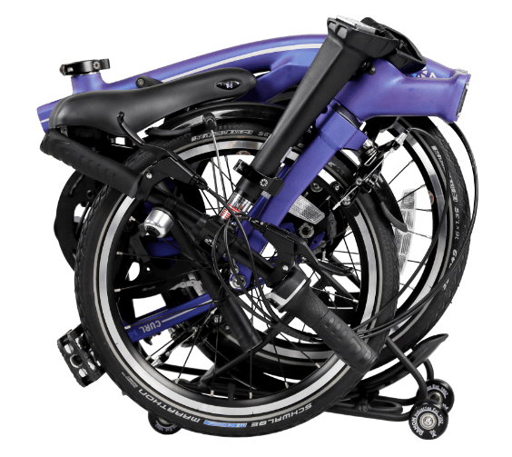 Folding Bikes by DAHON | CURL I4