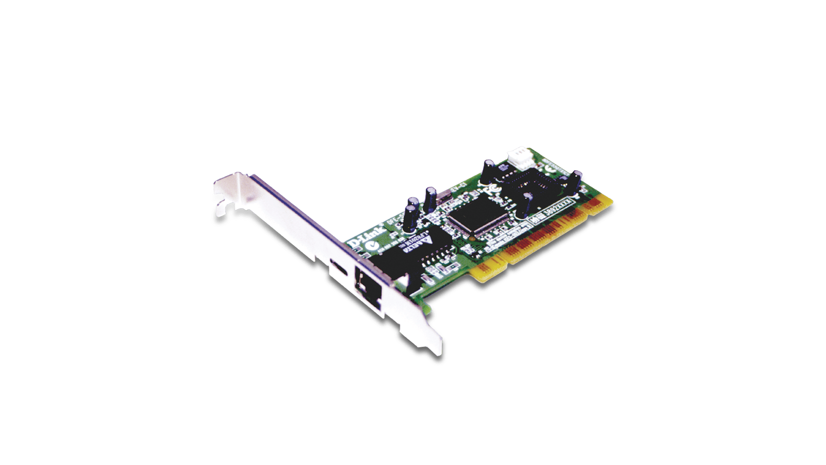 Dfe 550tx Fast Ethernet Wol Pci Adapter