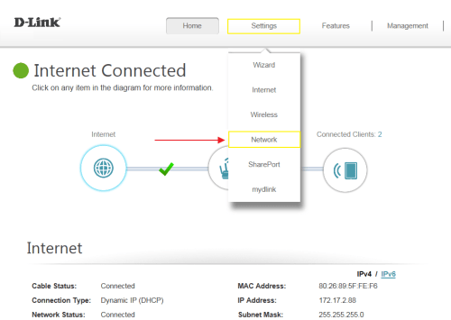 how do i connect two routers together  dlink uk