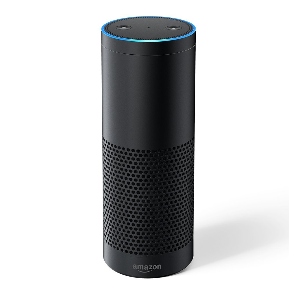 Amazon Echo Plus International Version with EU Power Adaptor