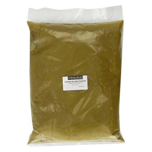 JustIngredients Ginkgo Biloba Powder Maidenhair 1 Kg