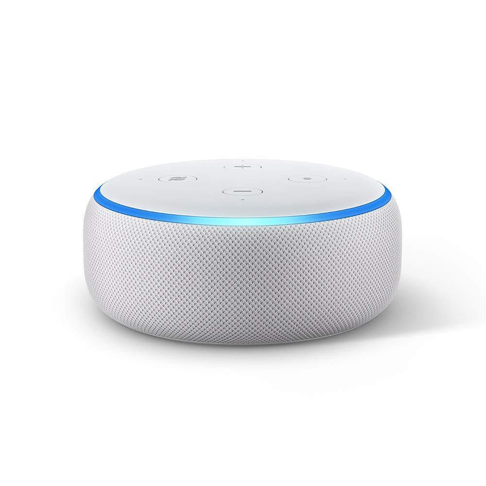 Amazon Echo Dot German Version with EU Power Adaptor