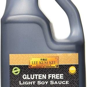 Lee Kum Kee Gluten-Free Soy Sauce - 1.9L