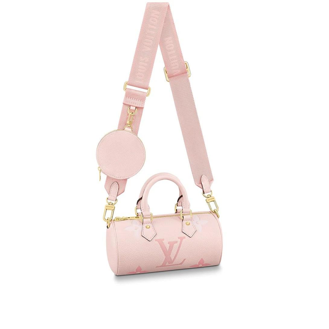 Papillon BB Monogram Empreinte Leather - Handbags | LOUIS VUITTON
