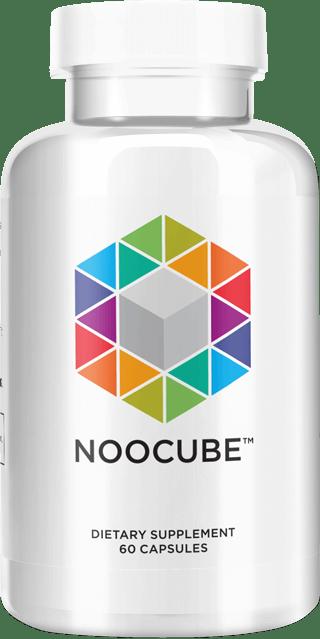 noocube bottle lrg - NooCube review; natural brain enhancer