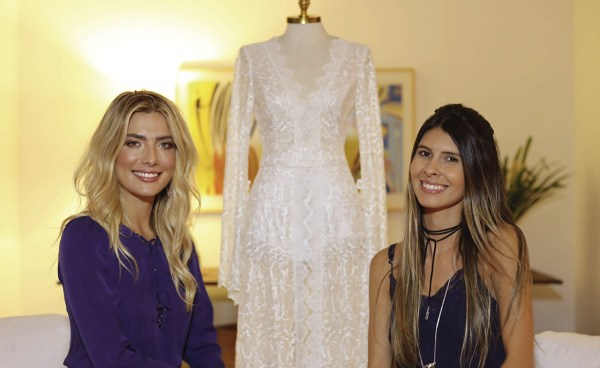 Karina Cruz e Maria Clara Penna. Foto: Teresa de Barros