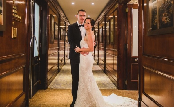 Casamento de Marcela e Alex no Copacabana Palace - foto Juliana Pessoa Fotografia