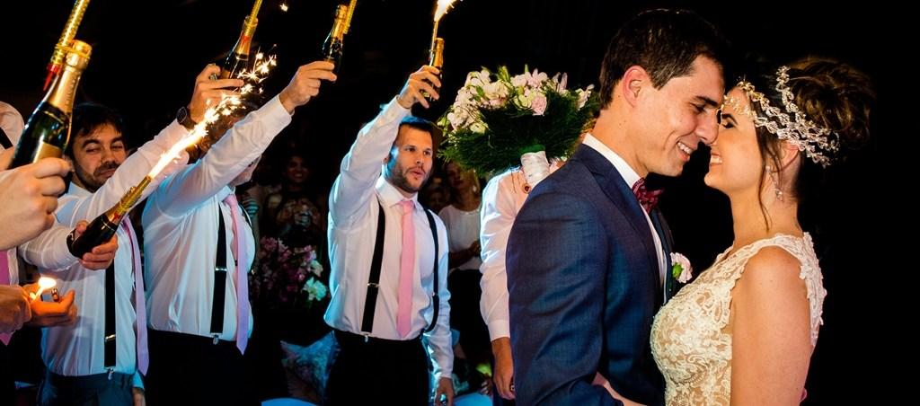 Casamento de Carol e Expedito realizado no Haras Morena Resort - Foto: Estúdio Megazap