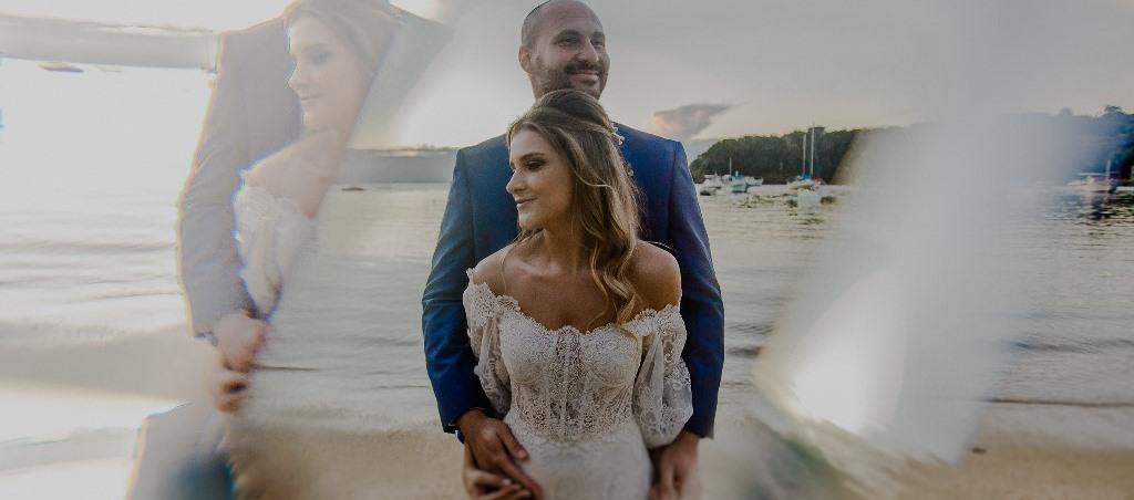 Casamento na praia - EF Cerimonial - Foto Thay Rabello - Eu Amo Casamento