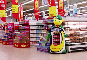 New research: End-of-aisle displays associated with increased alcohol sales