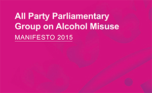 "Advice UK MPs: ""Replace self-regulation of alcohol advertising with statutory regulations"""