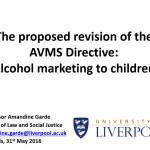 AVMSD presentation