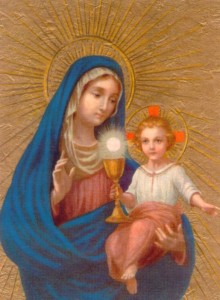 Our Of The Blessed Sacrament