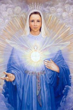 Image result for our heavenly mother