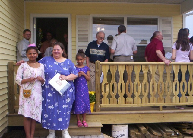 Ziegel Family Habitat Home