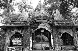 Entrance to ashram