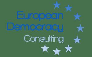 Logo European Democracy Consulting
