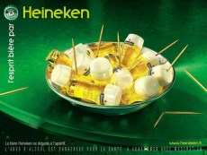 Esprit Biere Heineken