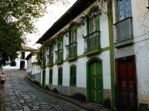 Indo para a casa de Xica da Silva