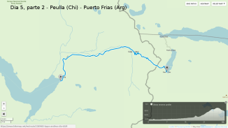 Dia 5.2 - Peulla a Puerto Frias