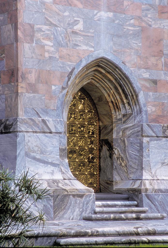 bok tower gardens porta da torre