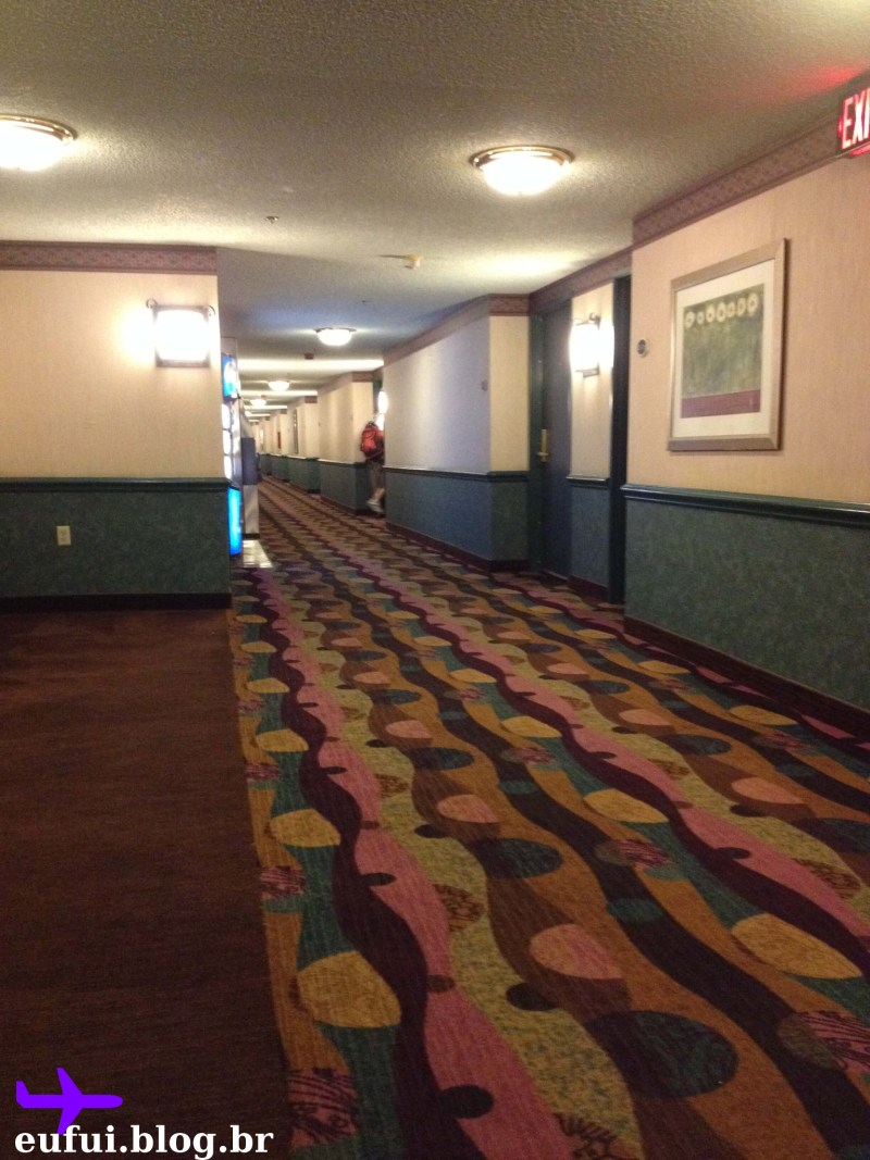 hotel circus circus corredor