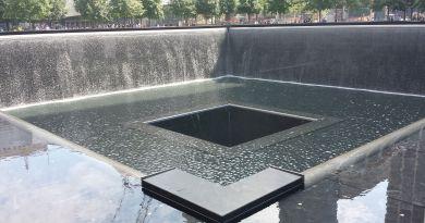 11 de setembro fonte memorial