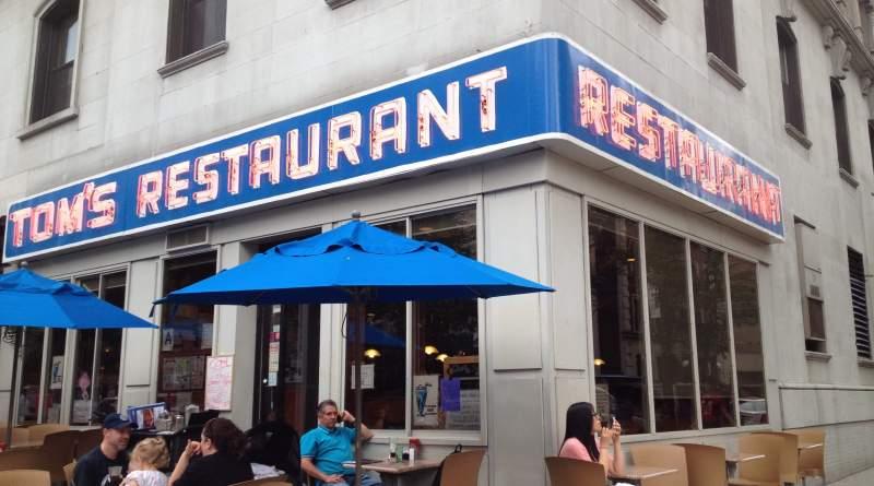 comer em new york toms restaurant seinfeld