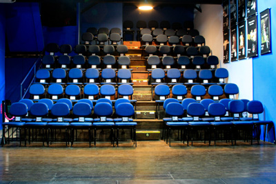 teatro espaço plateia
