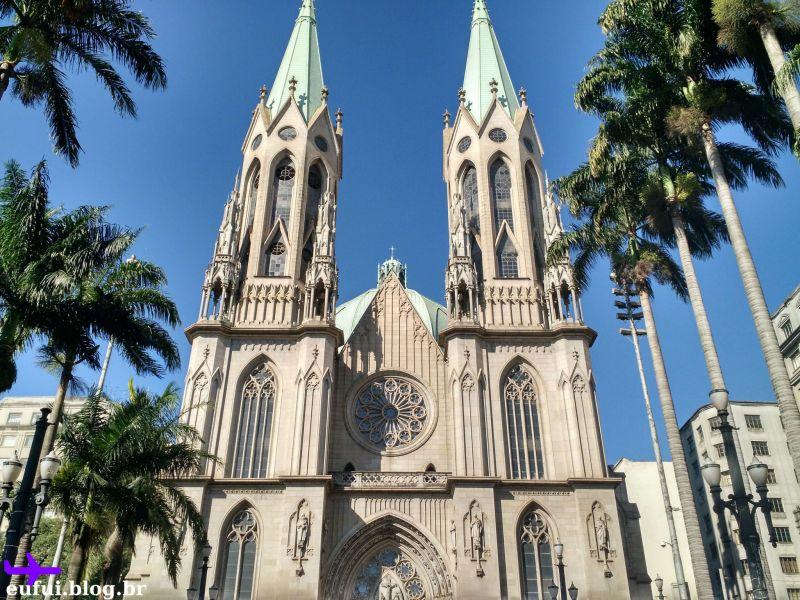 catedral da sé centro sp torres