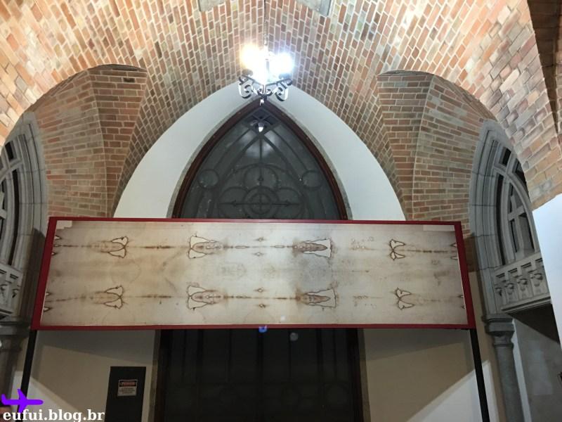 cripta da catedral da sé santo sudário