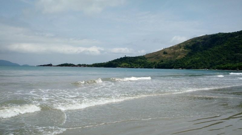 praia da fortaleza ubatuba