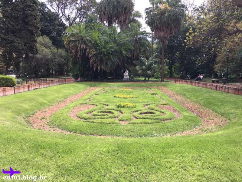 jardim botanico de buenos aires argentina decoração