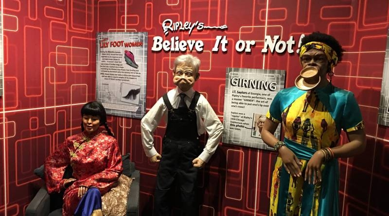 Ripley's Believe it or not orlando florida