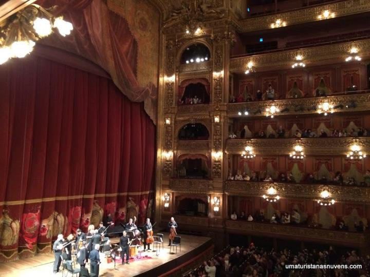 buenos aires argentina teatro colon palco