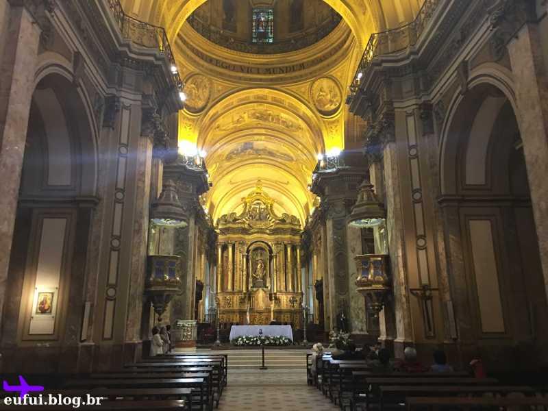 buenos aires argentina catedral metropolitana